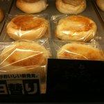 和幸堂製パン - チーズとキムチのおやき