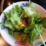 炙りや秀苑 - サラダ