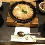 清月堂本店 - 料理写真:[料理] 穴子の柳川御膳¥1,404 セット全景♪w