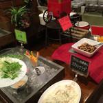 下呂松葉 - 地元産の新鮮なお野菜❗️