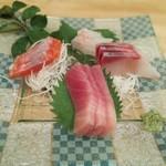 須藤魚店 - 料理写真:刺身盛り合わせ