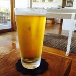ボンポアンカルダン - ビール600円