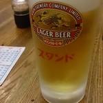 京極スタンド -