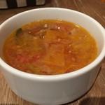 56135263 - 今日のスープ