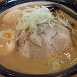 麺匠 双葉 - 特選白みそねぎ 900円 2010.11