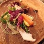56140329 - クーポンサービス、北海道産野菜のバーニャカウダー
