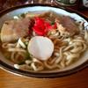仲本食堂 - 料理写真:沖縄そば 680円