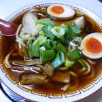 中華そば 麺屋7.5Hz - 中華そば+玉子