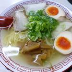 中華そば 麺屋7.5Hz - 塩そば+玉子