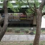 谷口カレー - カウンターからの眺め