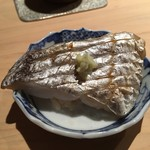 鮨 行天 - 太刀魚