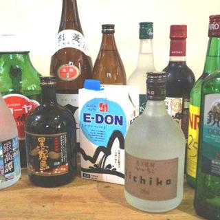 韓国料理に合うお酒をご用意しています。