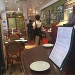 肉ビストロ&クラフトビール ランプラント - 店内