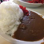 喫茶 田川 - カレーライス