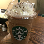 スターバックス・コーヒー - ダークモカチップフラペチーノ