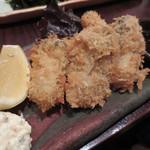 イマザトひでぞう - 牡蠣フライ