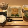 古今山久 - 料理写真:鯛茶漬け
