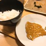古今山久 - 鯛茶漬け お代わり!!