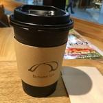 ベシャメルカフェ - コーヒー 320円