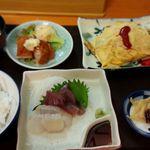 味処 丸政 - 日替定食
