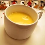 ザ・ダイヤモンドホースシュー - 子供用:豆乳コーンスープ