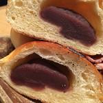 トラスパレンテ - こしあんパン