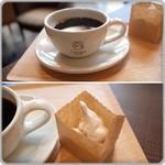 ククーカフェ - 2016.7 コーヒーとロッシュ