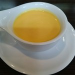 56159861 - カボチャのスープ
