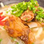 山小屋ハウス - 料理写真:沖縄そば