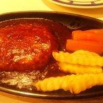 比恵呂 - おすすめのチーズハンバーグ