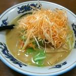 拉麺家 どん - ねぎ味噌ラーメン