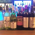 バルFlat - 日本ワイン