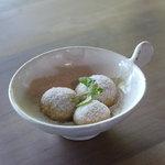 茂庵 - くるみのクッキー 3個100円