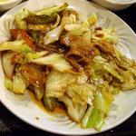 栄華楼 - 「ホイコーロ定食」ホイコーロ