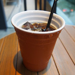 J.S. BURGERS CAFE - コーラー