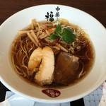 中華そば 福味 - 「醤油ラーメン」850円