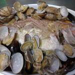 バラード - 魚介のショートパスタ