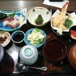 活魚小松 - 小松定食