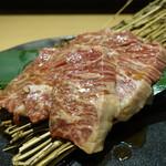 黒毛和牛肉匠 いちえ 別邸 - ☆肉厚のハラミちゃん(*^^)v☆