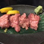 炭火焼肉 ぐら - 料理写真:牛タン