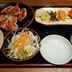 山形牛焼肉 くろべこ - ダブルカルビ定食