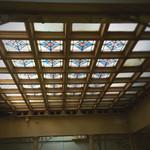 アサカフェ - ガラスの天井が素敵