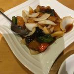 吟華 - 酢豚