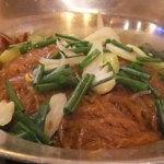 ロスオーチャー - 2010年11月クンオップウンセン タイ風春雨キャセロール煮