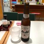 56184474 - ビール小瓶350円