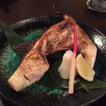 一乃蔵 - 160916 カンパチかま焼き