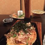 一乃蔵 - 160916 山芋ステーキ