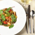 レストラン ビブ - ◆鹿肉のボロネーゼスパゲッティー