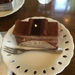 ネオクラシック クローバー - 料理写真:2016年9月中旬 生チョコ ¥310