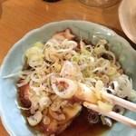 浦ちゃん - タコポン酢